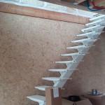 mdf aan trap 1